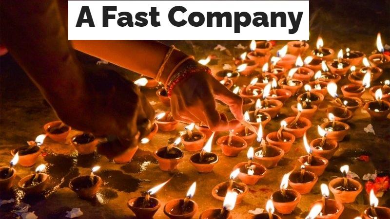 Diwali Celebrations In India