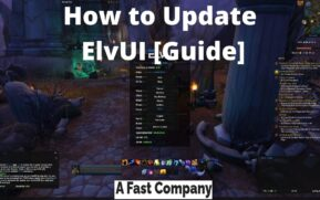 How to Update ElvUI [Guide]