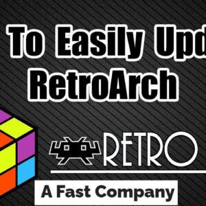 update retroarch guide